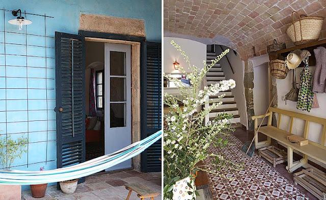 Hotel rural Casa Migdia en Sant Jordi Desvalls