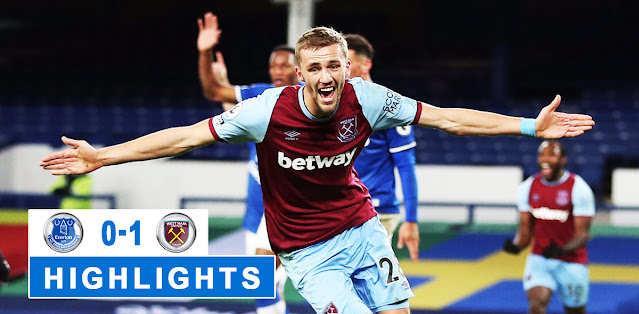 Everton vs West Ham United – Highlights