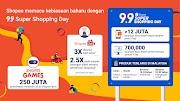 Shopee Memacu Kebiasaan Baharu dengan 9.9 Super Shopping Day