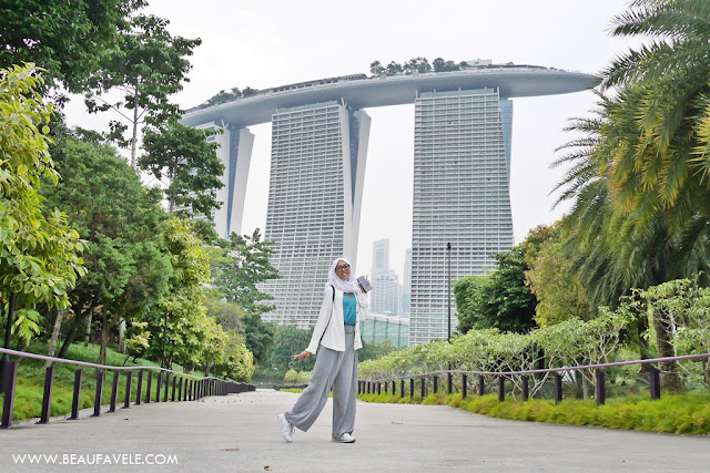 Persiapan Liburan ke Singapura
