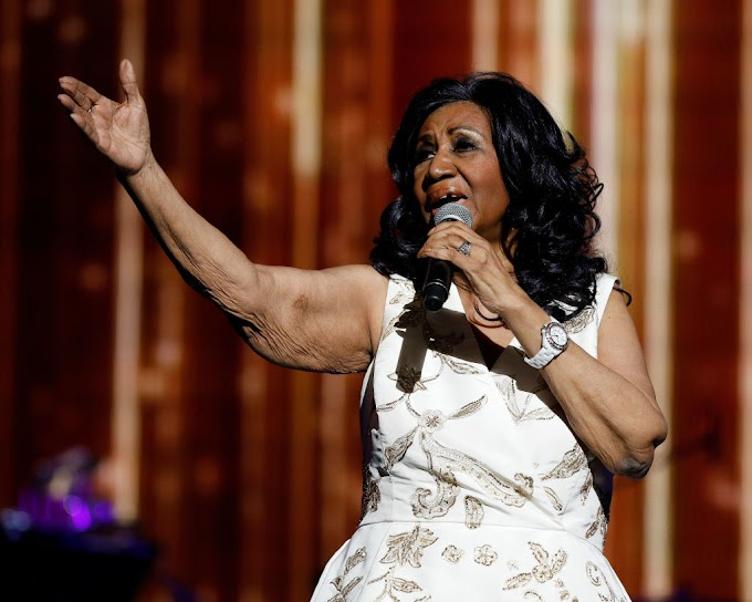 Aretha Franklin was just awarded a Pulitzer Prize