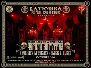 Concierto de PROFANATICA y BATUSHKA Online ¡EXCLUSIVO!