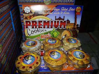 Agen Grosir Kue Kering Lebaran Premium
