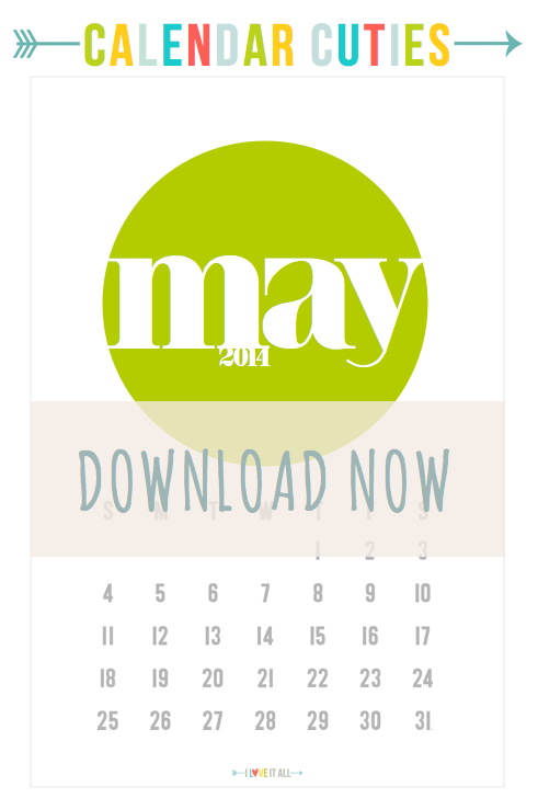 #download #calendar #may #calender #printable #stationery #filofax #planner