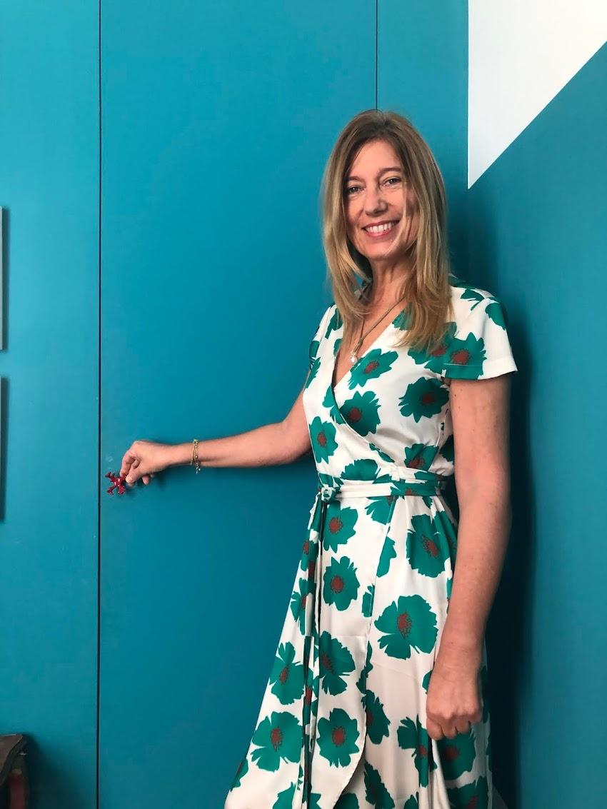 Clara Bona, l'Architetto del Mix and Match e dei Colori