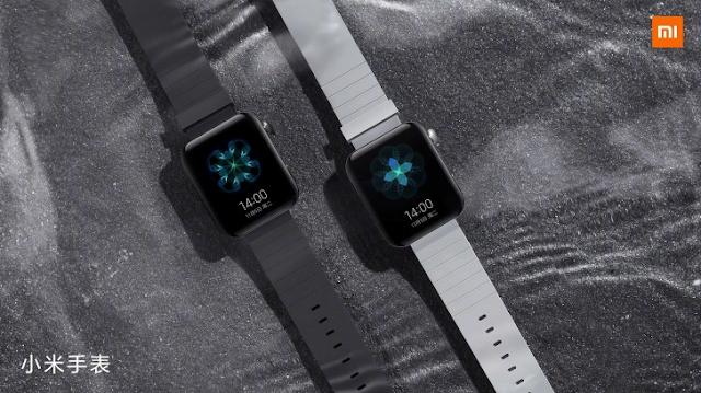 Xiaomi launches Mi Watch looks like Apple Watch