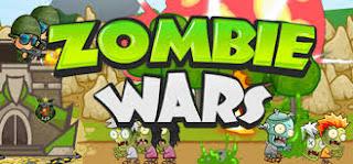 لعبة حرب الزومبي Zombie Wars