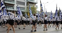 Την απόφαση του Κυριάκου Μητσοτάκη να ακυρώσει τις στρατιωτικές και τις μαθητικές παρελάσεις για τον εορτασμό της επετείου της 28ης Οκτωβρί...