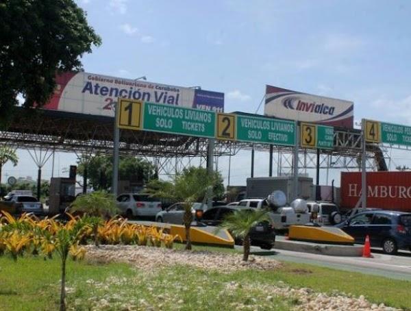 """Ahora en los peajes de la Entrada y Guacara en Carabobo puedes hacer uso de tarjetas electrónicas """"prepagadas"""""""