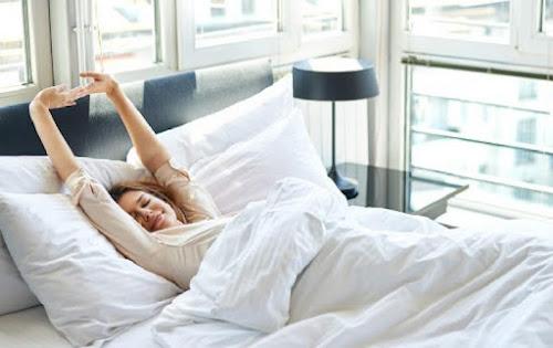 Tidur yang cukup untuk awet muda