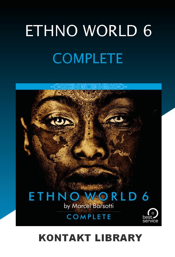 Ethno World 6 Complete KONTAKT Library