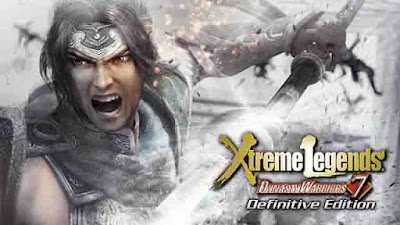 Download Game Dynasty Warriors 7 Xtreme Legends Definitive Edition PC