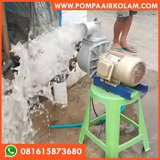 Pompa Air Modifikasi Jet 3000 Untuk Sedot Kotoran Kolam