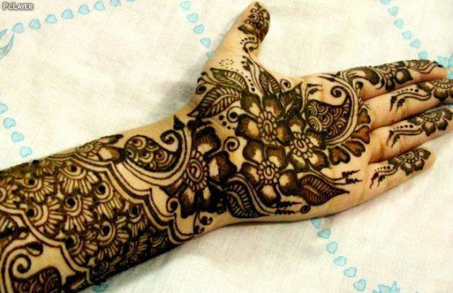 pakistani-mehndi-designs-For-Bride