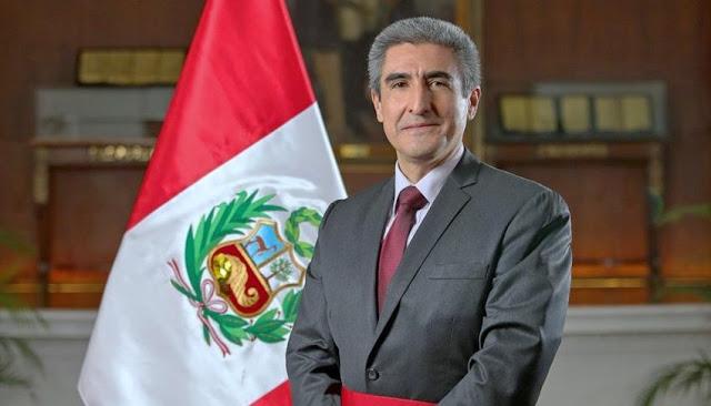 Ministro de Cultura, Alejandro Arturo Neyra Sánchez