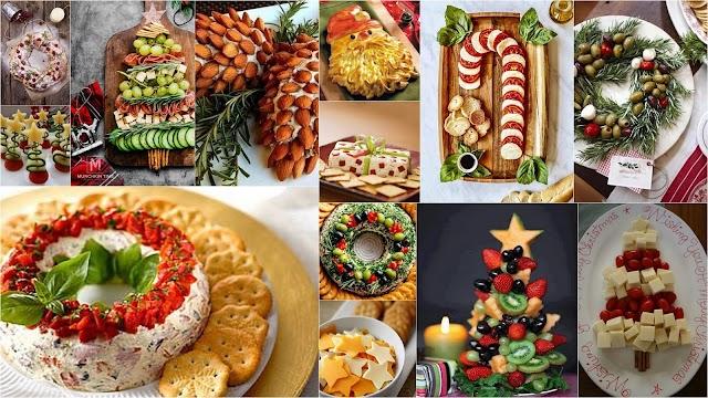 Ιδέες για το Τραπέζι των Χριστουγέννων και της Πρωτοχρονιάς