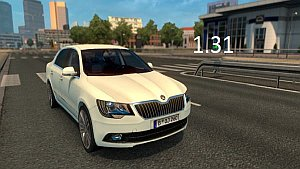 Skoda Superb Car [1.31]