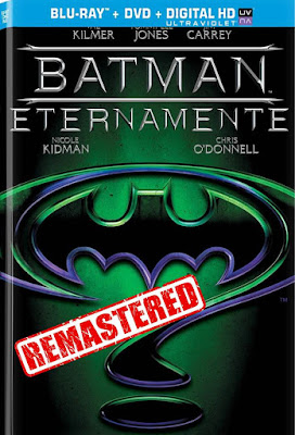 Batman Forever 1995 REMASTERED BD25 Latino