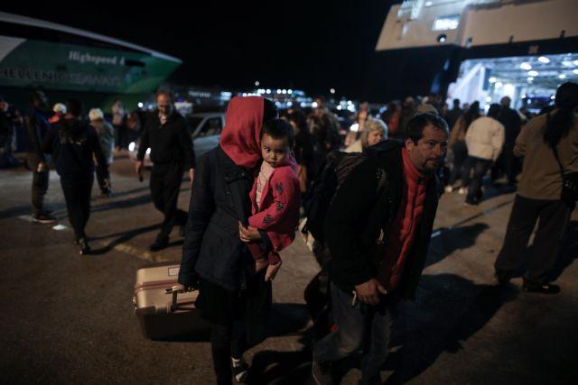 ΔΝΤ για Προσφυγικό: Κίνδυνος για κοινωνική συνοχή, τουρισμό, προϋπολογισμό