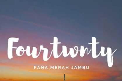 Lirik Lagu Fana Merah Jambu - Fourtwnty '420'