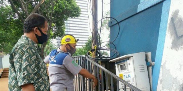 Upaya Anies Cegah Banjir Jakarta Disabotase, Kabel Listrik Rumah Pompa Dukuh Atas Dipotong