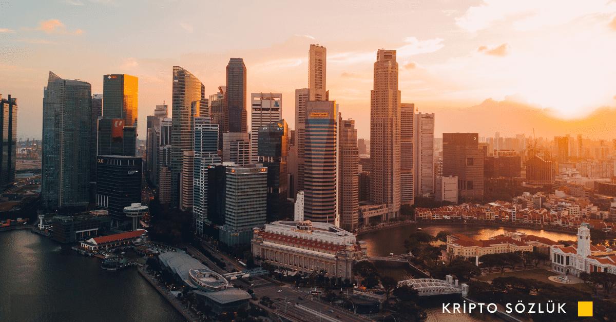 Singapur Blockchain Ödeme Sistemini Başlatacak