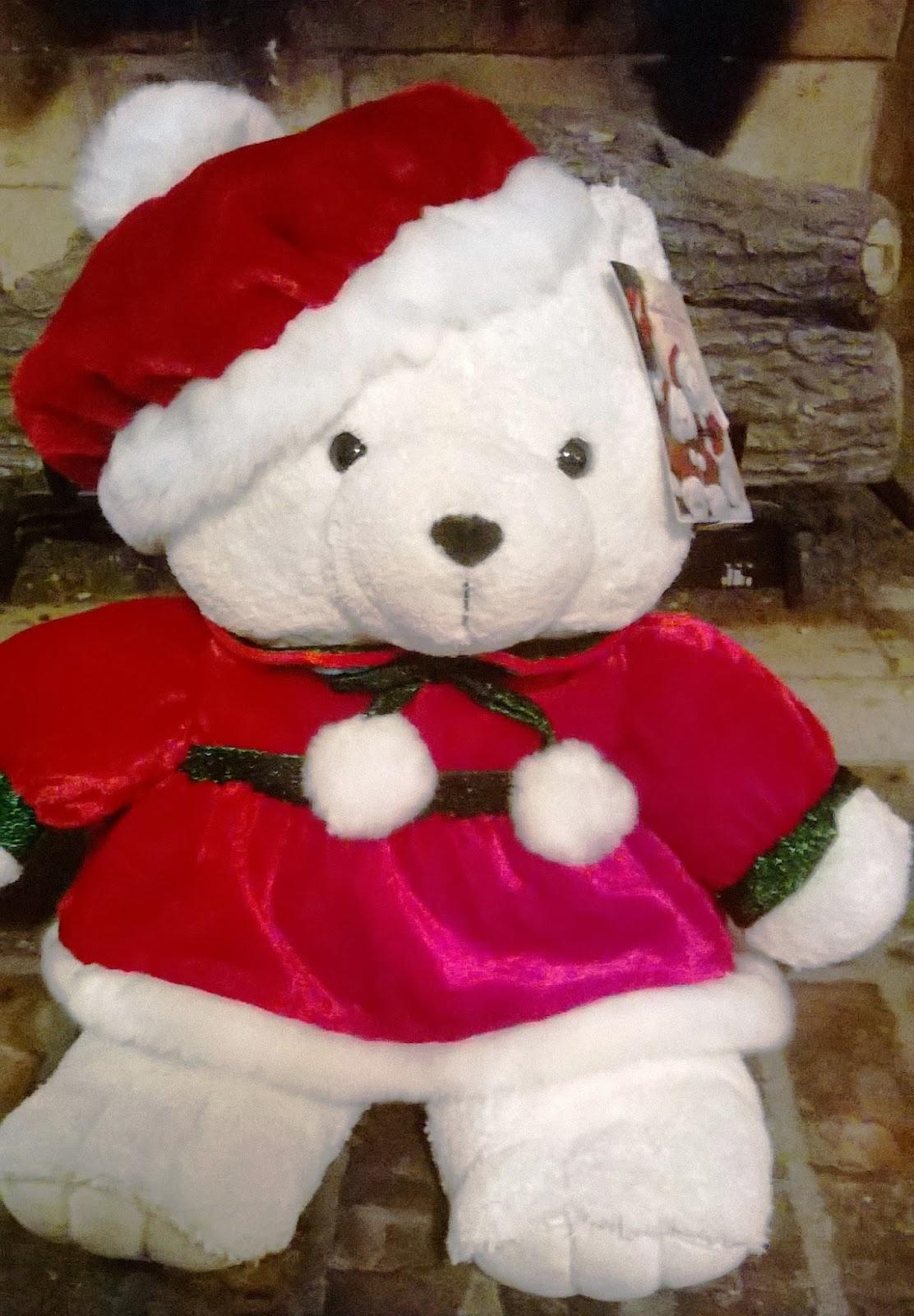 The Teddy Bear Shelter Christmas Teddy Bears Walmart Dan