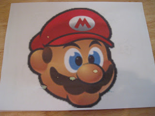 Heaven Scent Creations Super Mario Bros Cake