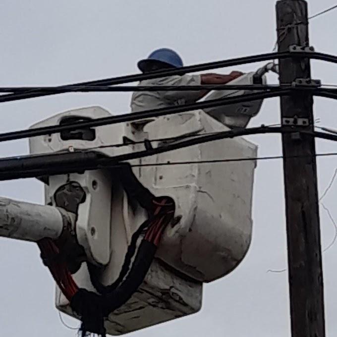 Gobierno a través EDESUR inicia iluminación San Cristóbal como aporte Plan Municipal de Seguridad Ciudadana