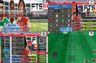 FTS 20 Update Full Transfer Febuari Liga 1 & 3 Club Promosi 2020