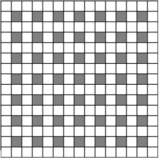 Basic Crossword Grid