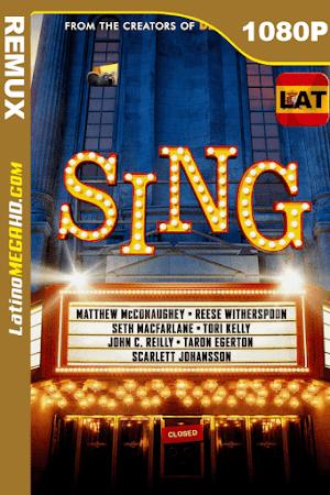 Sing: ¡Ven y canta! (2016) Latino HD BDREMUX 1080P ()