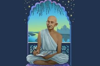 महात्मा गांधी का जीवन परिचय - mahatma gandhi, गांधी जी का जन्म और मृत्यु,Mahatma Gandhi history