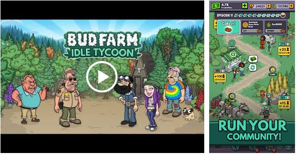 Download Bud Farm: Idle Tycoon MOD APK 1.4.0 (Unlimited Money) For Android 2
