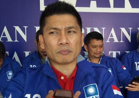 Foto Asri Anas Ketua DPW Pan Polman