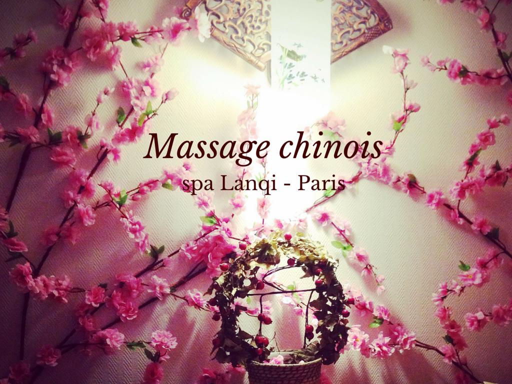 le monde de delias massage traditionnel chinois chez. Black Bedroom Furniture Sets. Home Design Ideas