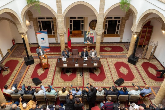 مركز افروميد يطلق المرافعة المتوسطية لاجل القضية الوطنية