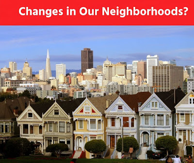 What number of More Changes in Our Neighborhoods?