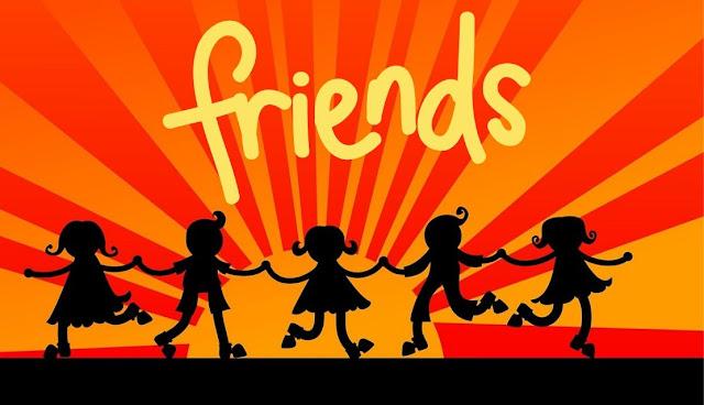 whatsapp dp about friends