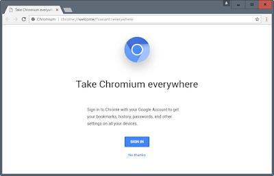 تحميل متصفح الأنترنيت Chromium 55.0.2850.0 آخر إصدار