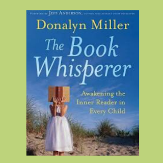 picture of The Book Whisperer by Donalyn Miller; mentoringinthemiddle