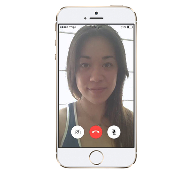 FaceTime-iphone-blanco-640 Apple sues not to use patents Apps