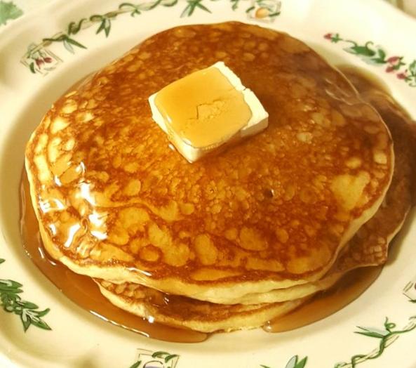 Resep dan Cara membuat Pancake Susu Mentega mudah yang enak