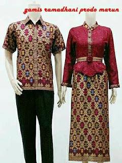baju batik sarimbit 2018