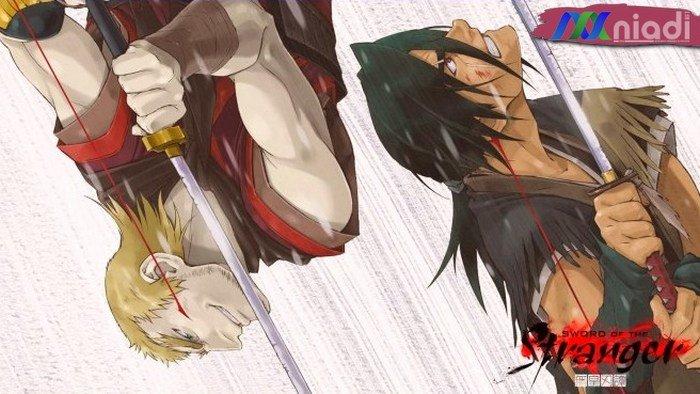 daftar anime genre samurai, daftar anime samurai, daftar anime, samurai terbaik, daftar anime tema samurai, daftar anime tentang samurai