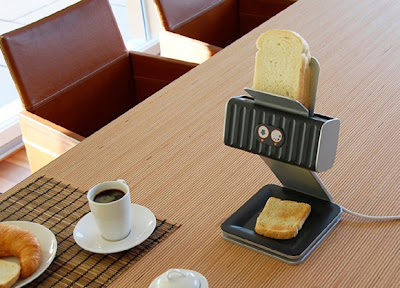 Cool Toasters and Innovative Toaster Designs (15) 2