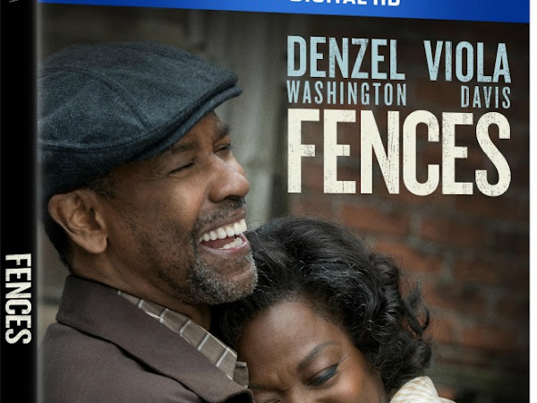 Review+Giveaway: FENCES starring Denzel Washington & Viola Davis