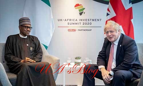 Buhari meets UK PM, seeks extradition of fugitives to answer corruption charges