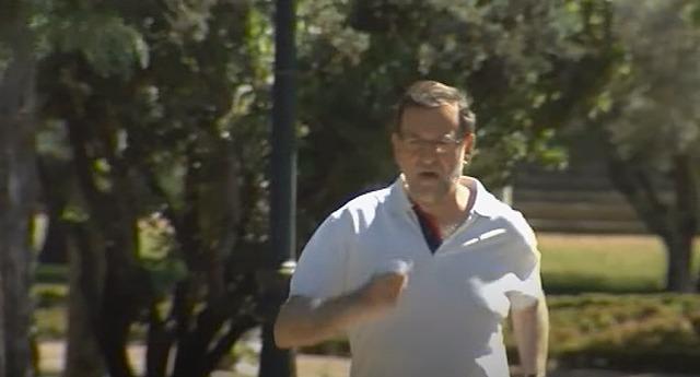 El expresidente Rajoy denunciado por saltarse el confinamiento para hacer ejercicio