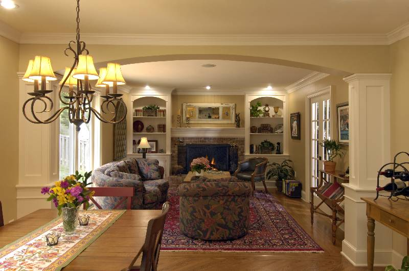Plans For Your Home: A Family Room Addition And An